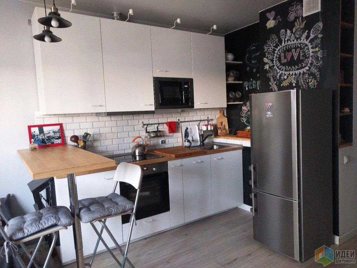 а вот и кухня