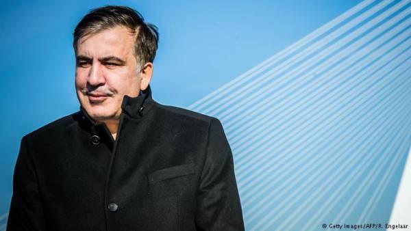 Почему Саакашвили «залег на дно» и не поздравляет ПЦУ?