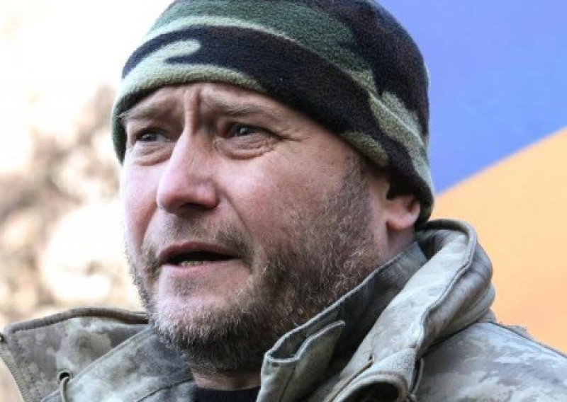У Яроша кончились деньги Януковича? Почему к словам о подрыве России изнутри стоит относится серьезно