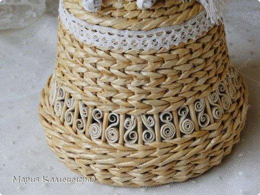 Очень красивые плетенки из газет от Марии Калининград (47) (520x390, 198Kb)
