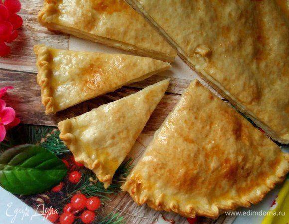 Пироги «Чуду» с разными начинками