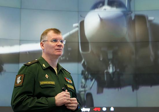 Россия опровергла инсинуации США об ударах ВКС РФ по сирийской «демократической» оппозиции