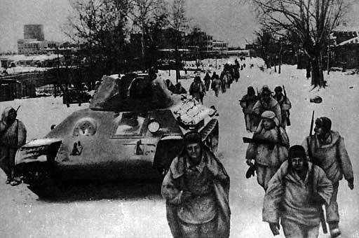 Что немецкие военные говорили о битве за Москву? СССР, война, история, факты