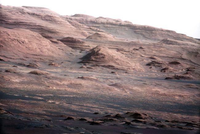 Специалист NASA объявил, что на Марсе есть жизнь