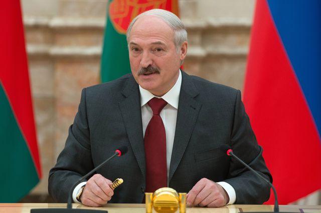 Лукашенко ждет, что Запад снимет с Белоруссии санкции