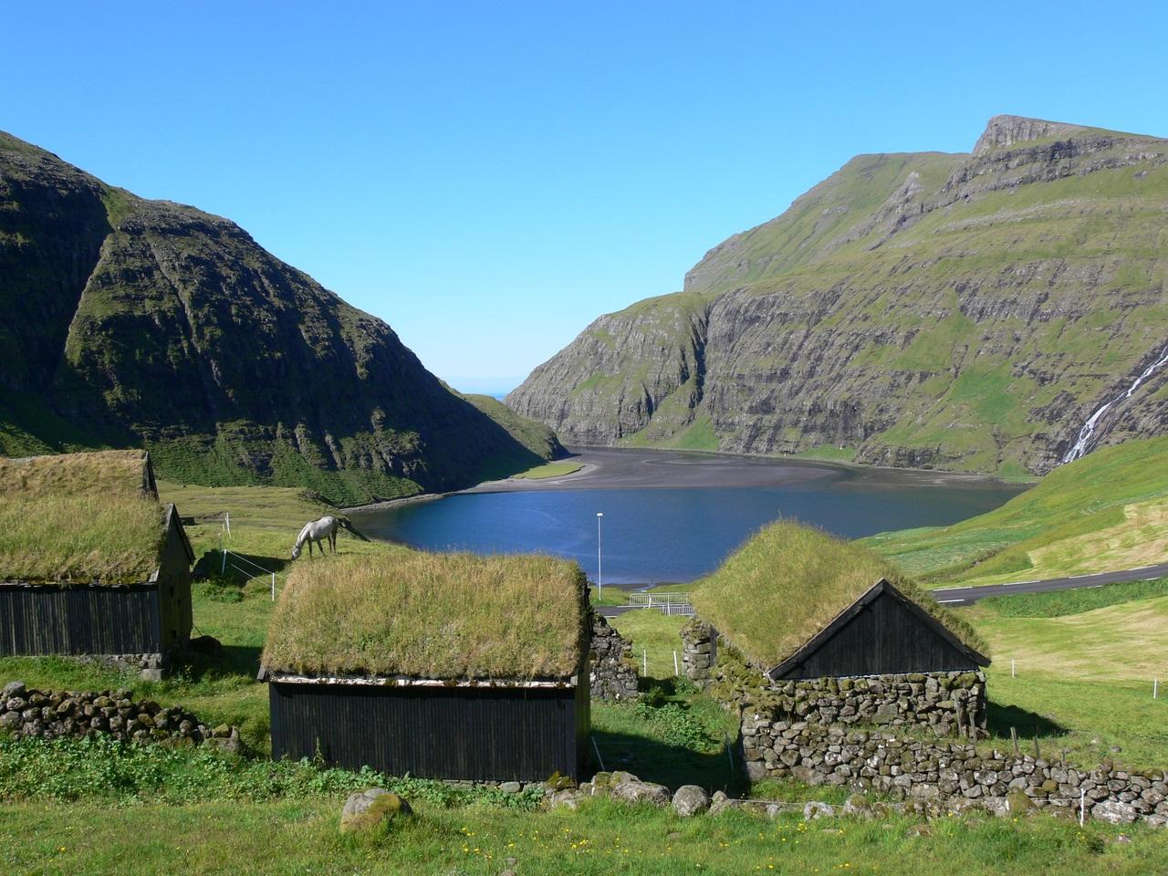 Фото достопримечательностей Стран Скандинавии: Местные жители верят, что их острова — это все, что осталось от легендарной Атлантиды