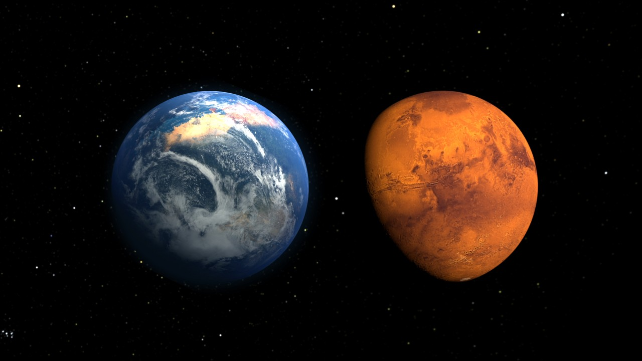 Илон Маск озвучил планы компании SpaceX по колонизации Марса