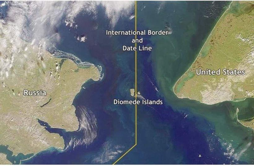 Остров завтра и остров вчера: место, где можно прожить один день два раза