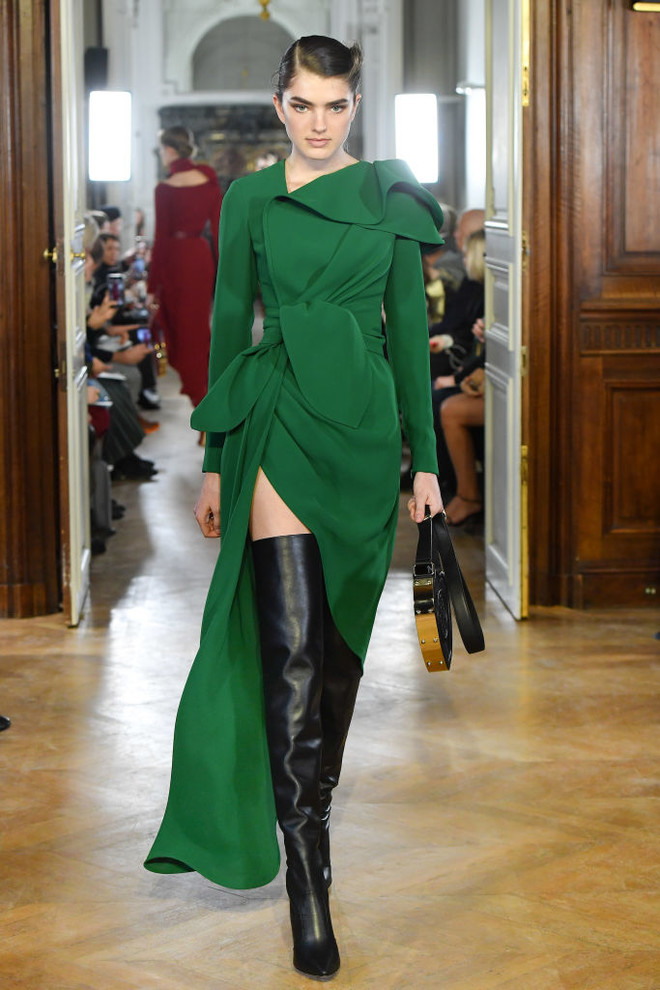 10 чувственных платьев Elie Saab (фото 2)
