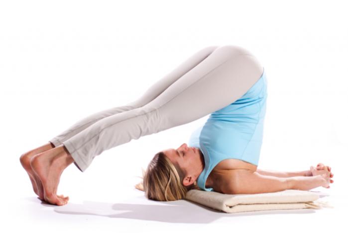 ХИЖИНА ЗДОРОВЬЯ. Упражнения от усталости, подавленности и стресса
