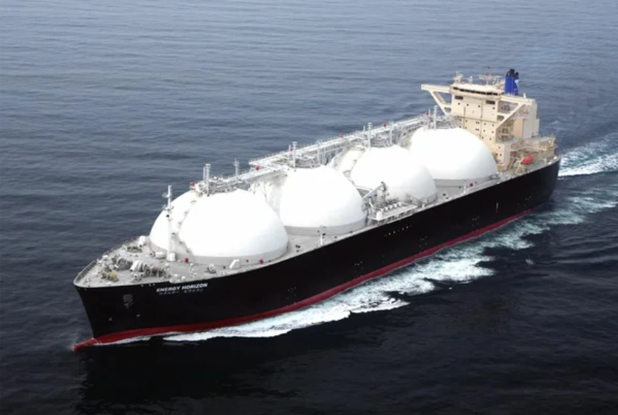 Китай помог России. Газ США стал никому не нужен