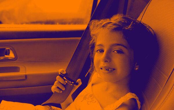 Как моя 5-летняя дочка дотошного гаишника осадила