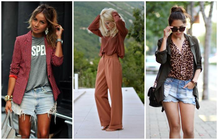 Одежда с леопардовым принтом.