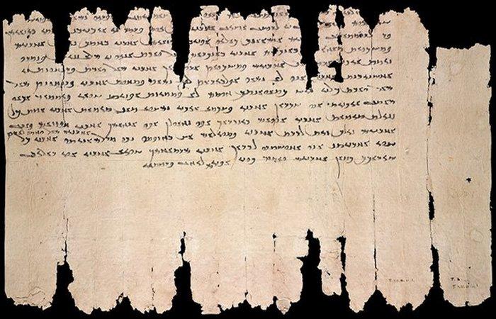 Секрет Шелкового пути: согдийские письма.