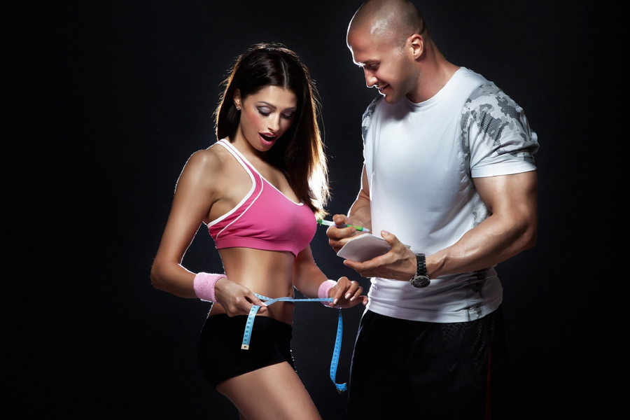 Почему мужчинам легче быть в форме, чем женщинам