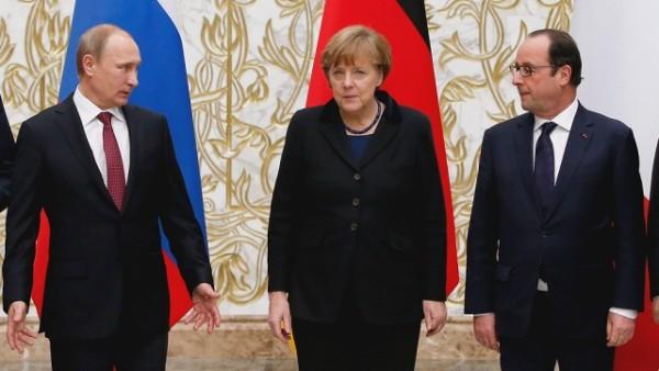 """Путин готов намотать кишки Евросоюза, или """" А нас-то за шо?"""""""