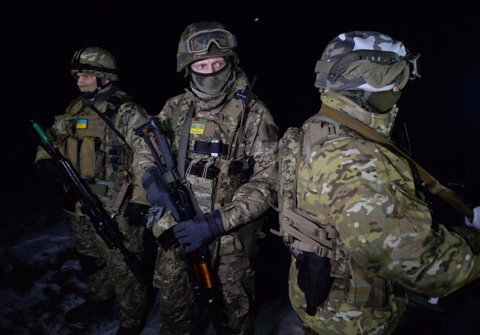 Пропавшая в ЛНР украинская разведгруппа подорвалась на собственной растяжке