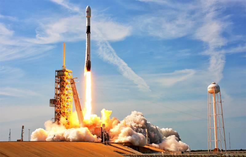 Казахстан меняет российский космос на американский?