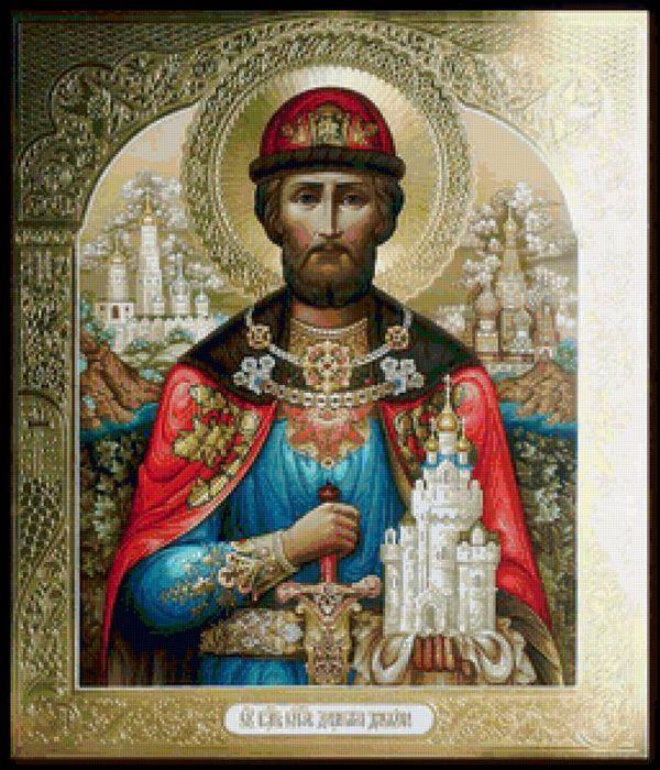 1 июня — День памяти великого князя Димитрия Донского.