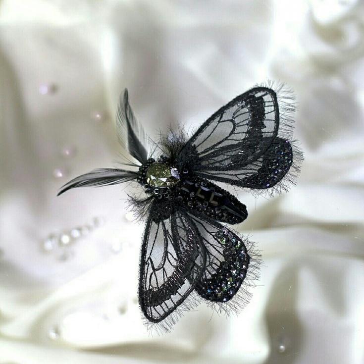 Объёмные насекомые Marant00