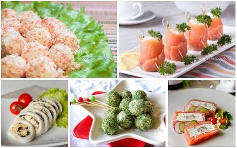 5 рецептов превосходных закусок, которые украсят любой праздничный стол