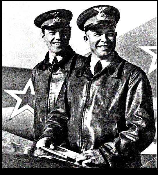 Как советские лётчики сбивали американских асов