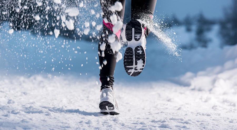 На морозе калории сжигаются активнее