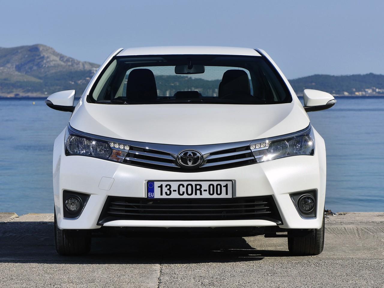 Обновлённая Toyota Corolla — теперь почти как Camry