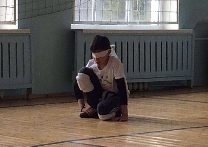 Cлепой мальчик из Кабардино-Балкарии просит допустить российских спортсменов на Паралимпиаду