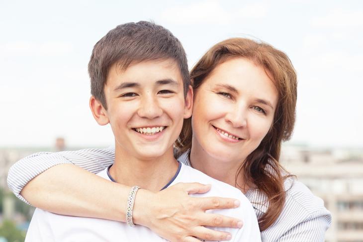 Как маме с сыном установить прочную связь - что для этого нужно?