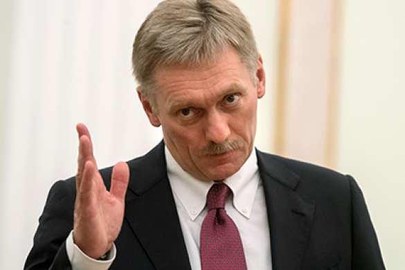 Кремль не будет спорить с США о Крыме