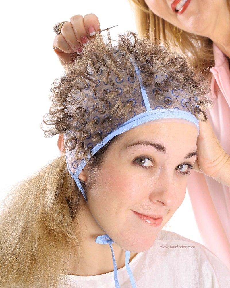 Мелирование коротких волос домашних условиях