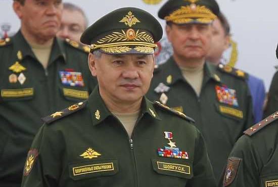 Шойгу: Россия спасла Сирию от мощного авиаудара НАТО