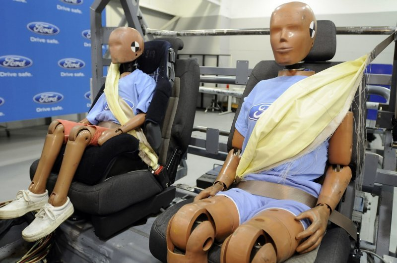 Неожиданная опция: как Ford  изменяет ремни безопасности