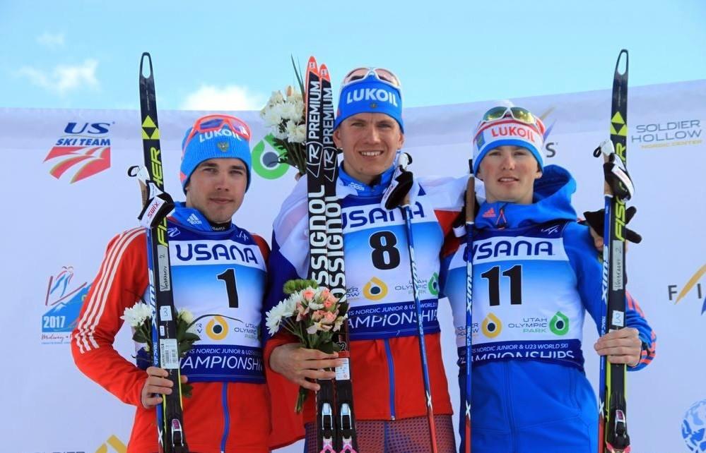 «Такого никогда не видел»: российские лыжники устроили шоу на финише чемпионата мира в США
