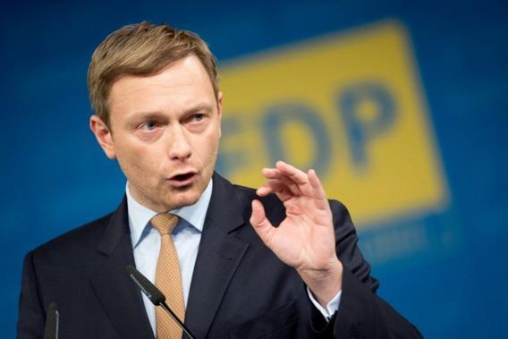 Лидер немецких либералов пре…