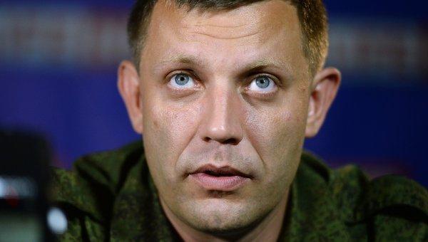 Захарченко рассказал о возможном референдуме о присоединении к РФ