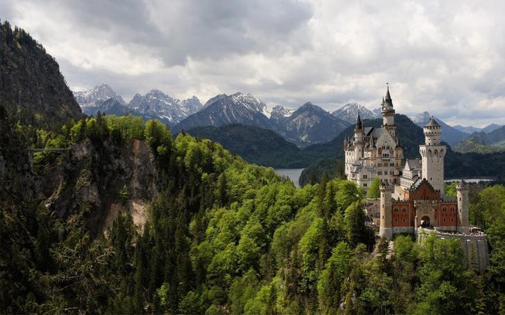 Старые замки, которые сохран…