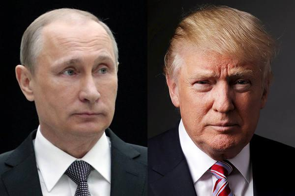 Трамп объявил о твердом решении объединиться с Путиным
