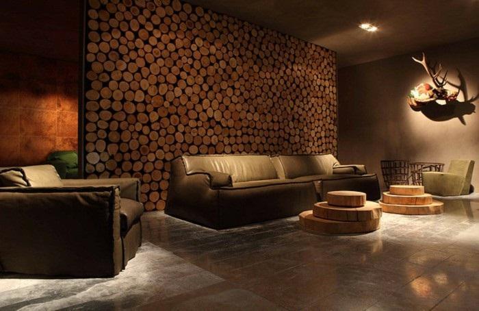 элементы декора своими руками для дома, фото 22