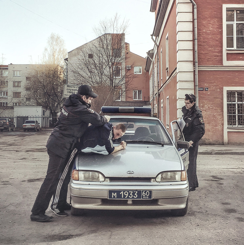 Печальные фото российской провинции, сделанные на iPhone социальным работником
