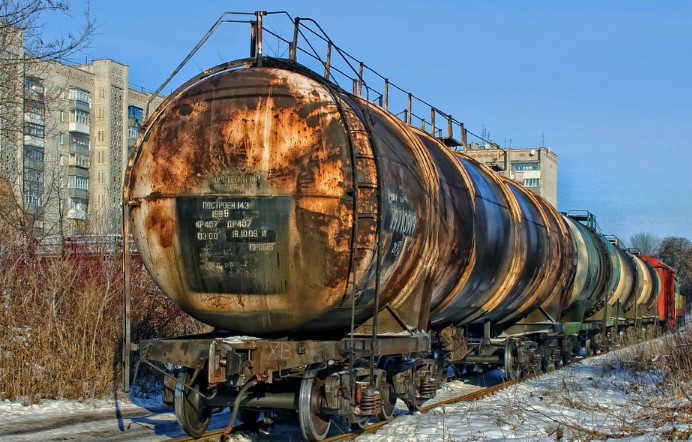 Киев подсчитал убытки от блокады Донбасса – дорого