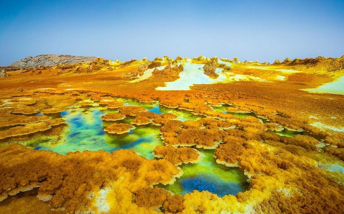 10 самых экстремальных мест на планете