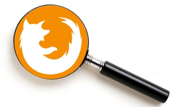 Как в Firefox сохранить поисковую систему по умолчанию