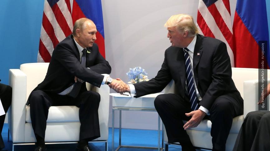 Американский Сенат назвал встречу Трампа и Путина «катастрофой»