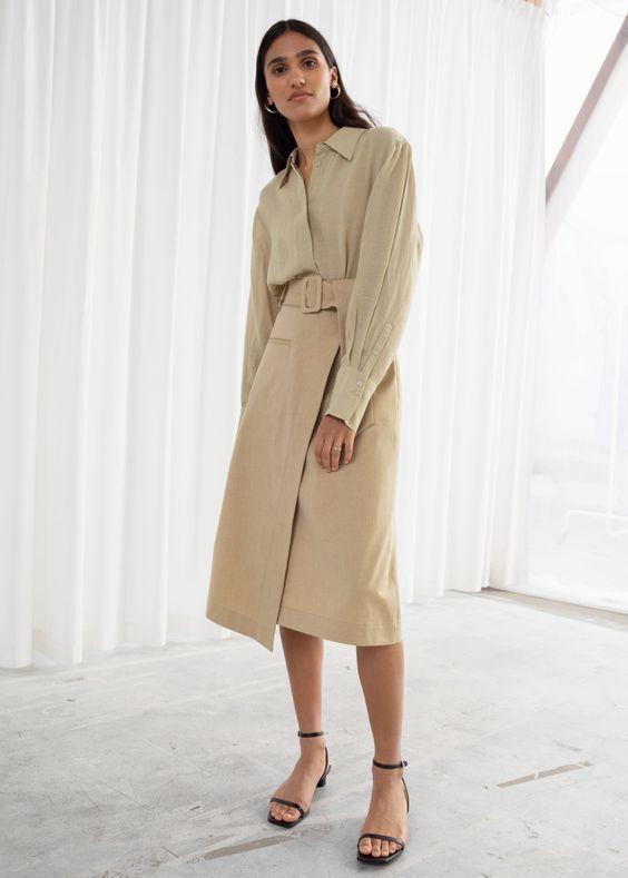 Модные платья на осень 2019