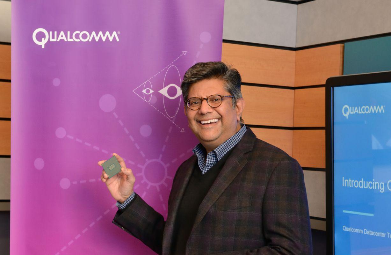 Qualcomm Centriq 2400: первый 10-нанометровый процессор для дата-центров