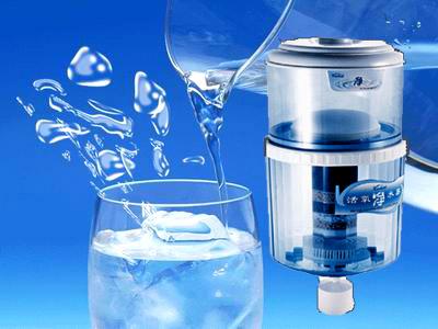 Как производится очистка воды