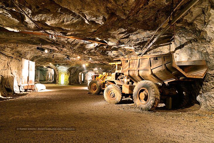 Уникальный подземный музей Тютюри в Финляндии