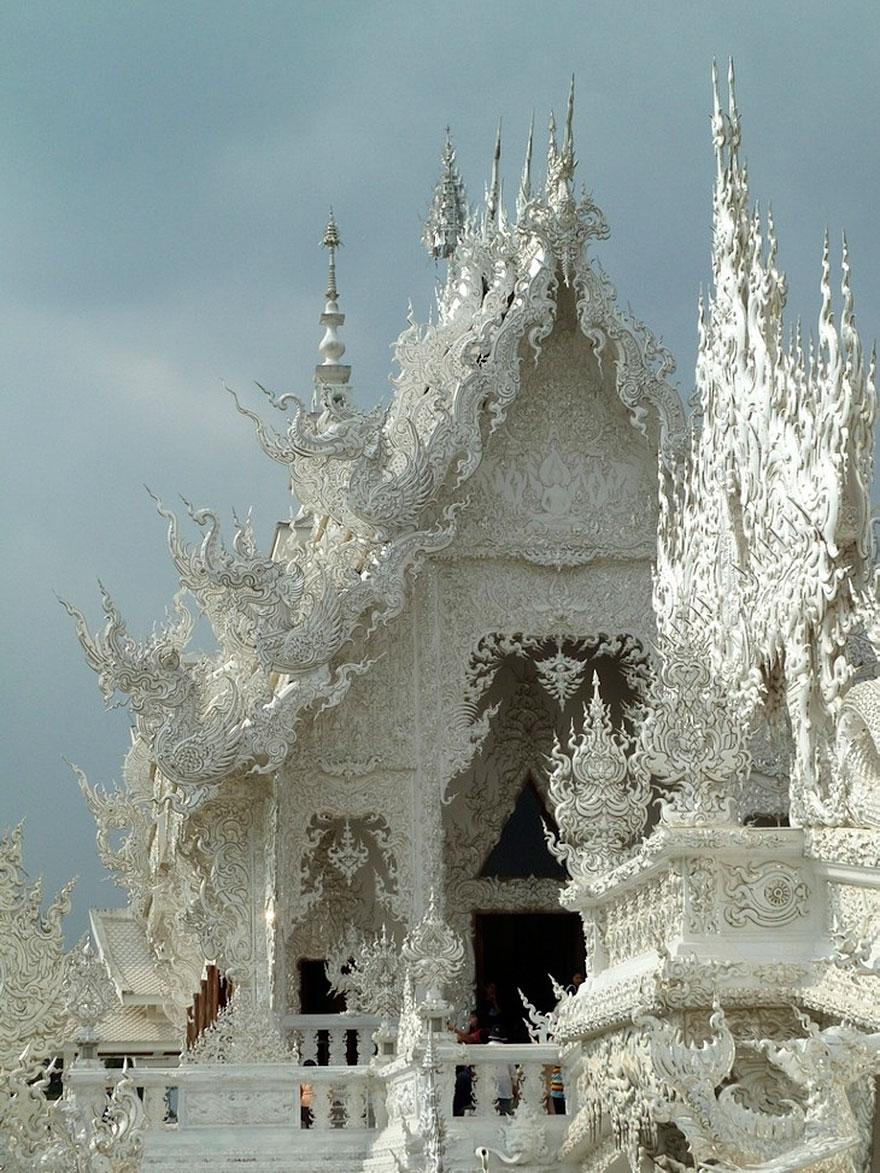 Безупречная красота Белого Храма, которую мы уже не увидим